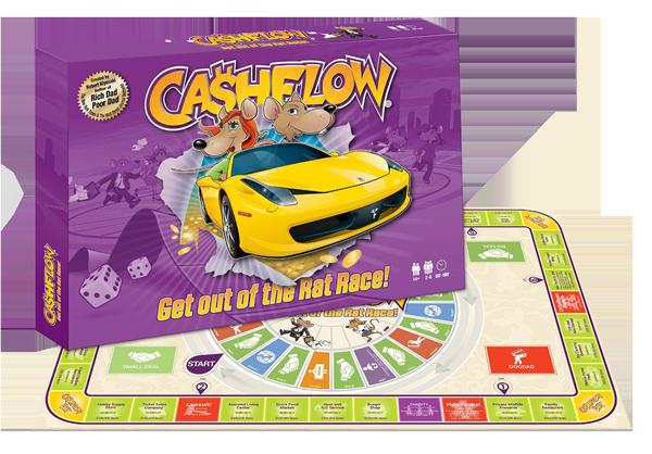 Cashflow101_boardgame