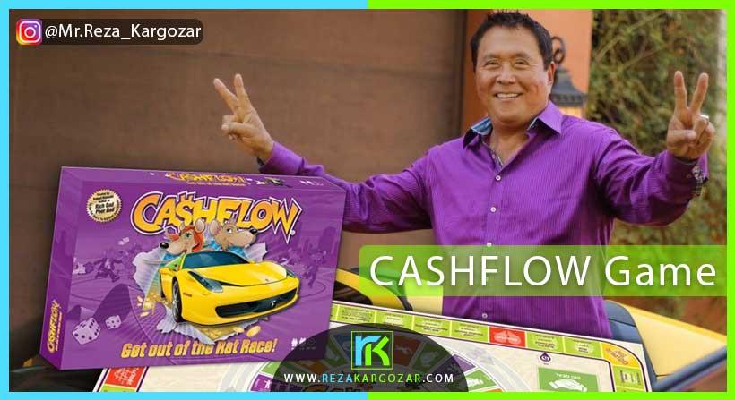 بازی CASHFLOW Game